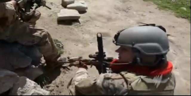 Afghanistan Firefight 3 - (WATCH) U.S. Green Berets In Heavy Firefight With Taliban Fighters In Afghanistan