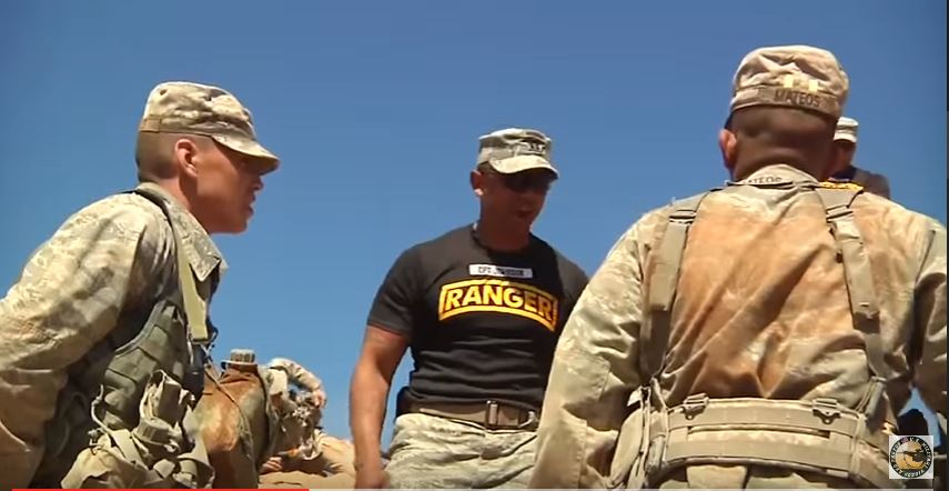 These Guys Assess Whether You Can Be A Candidate For Army Ranger School Featured