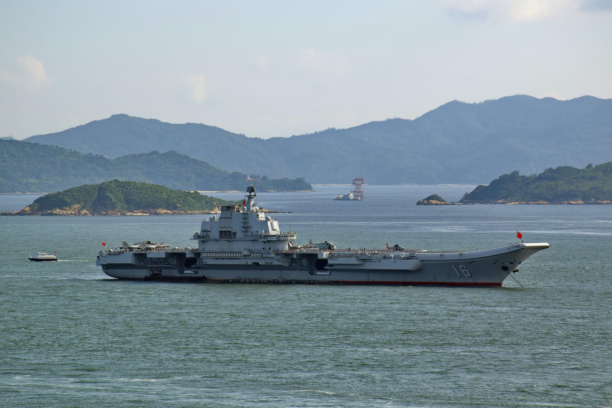China ramping up military presence in South China Sea amid coronavirus crisis