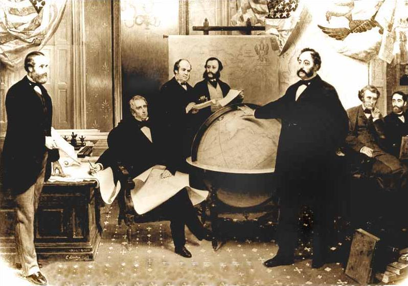 This Day In History: U.S. Formally Takes Possession Of Alaska from Russia Featured