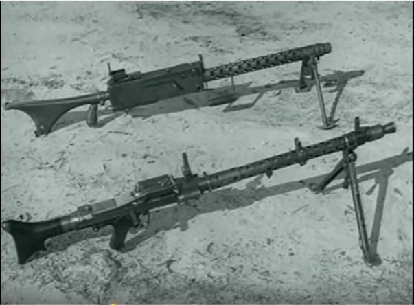 A Comparison In The Performance & Usage Between American & German Small Arms Used During WWII Featured