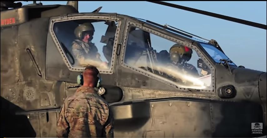Combat Footage Of The Most Lethal Helicopters In The World Featured