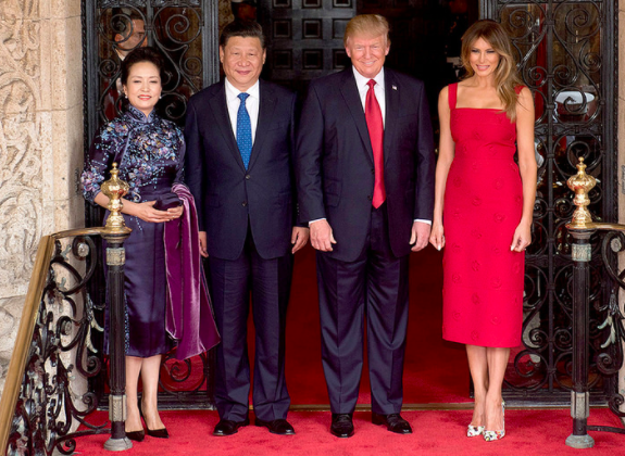 April 6 - From Fifth Avenue to the White House, Melania Trump is one fashionable First Lady