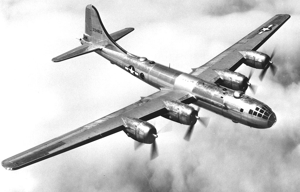 This Day In History: The U.S. B-29 Superfortress Makes Its Maiden Flight In Seattle, Washington Featured