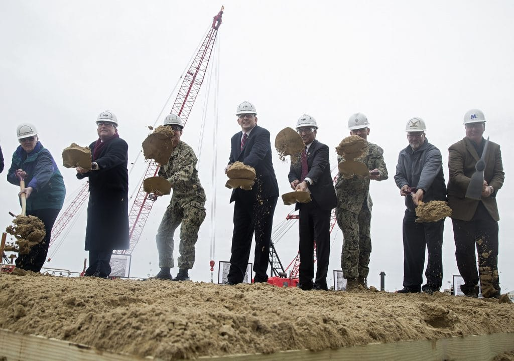 Norfolk Naval Shipyard's history-rich dry dock to get $200 million renovation
