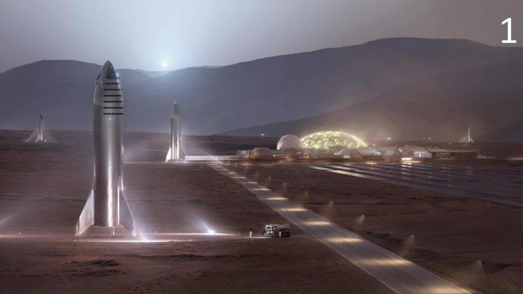 SpaceX officially can start building its Mars spaceship