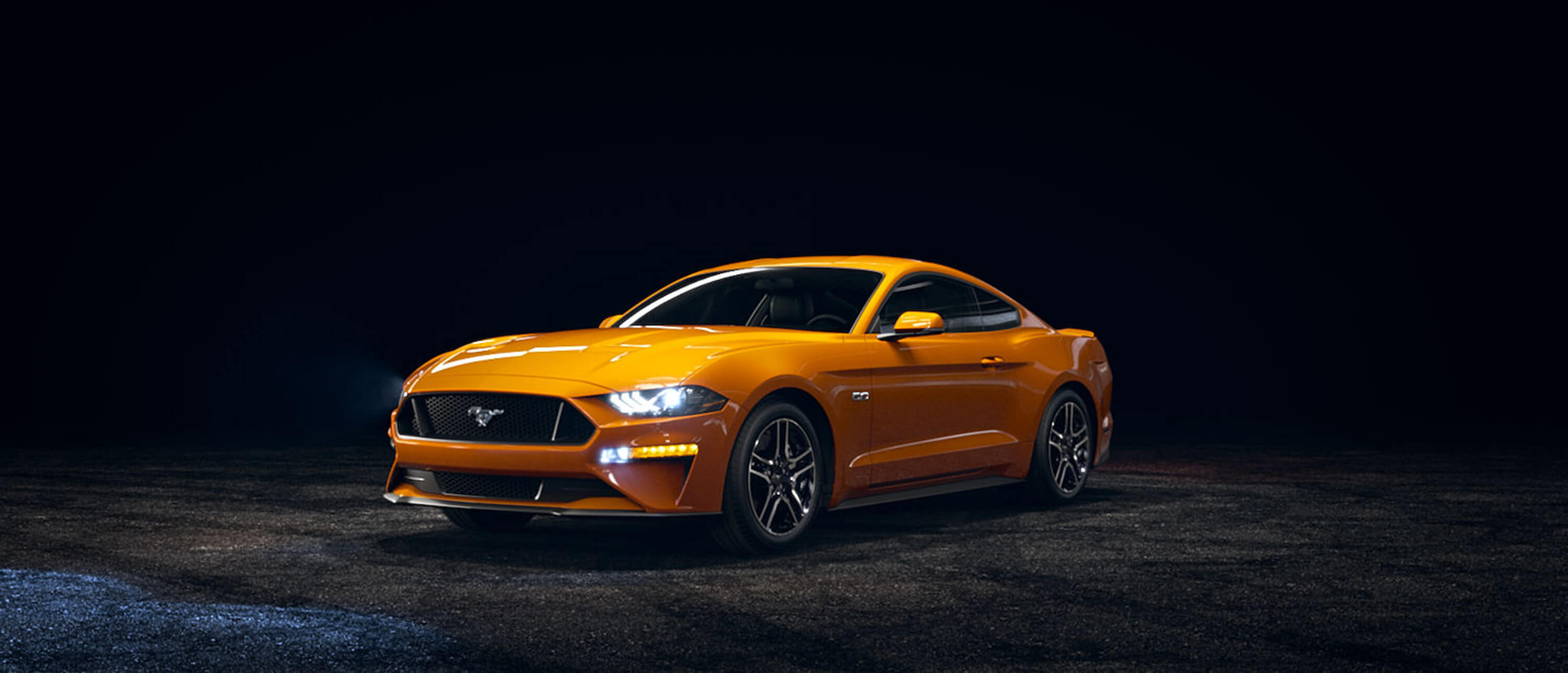 2018 ford mustang gt coupe is a worthy competitor in sports car market
