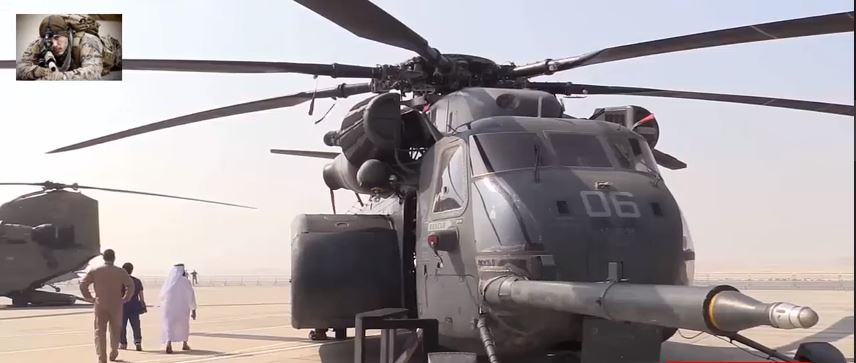 Watch These U.S. Aircraft Put On A Show & Blow The Minds Of Everyone In Bahrain Featured