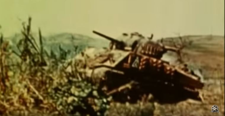 WOW: Watch This Extraordinary WWII Color Documentary In The Battle of Okinawa Featured
