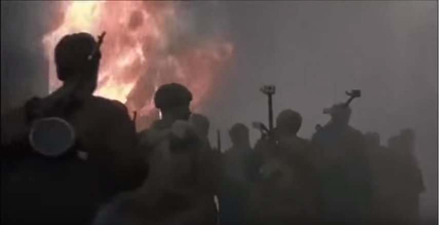 Incredible Rare Footage Of The Last Major Offensive Against Germany In World War II Featured