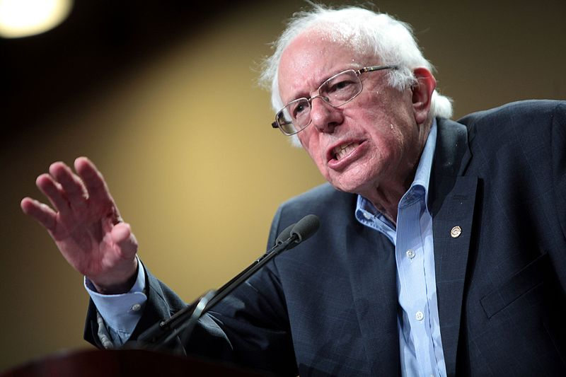 Russia trying to help Bernie Sanders campaign, says Washington Post intelligence source