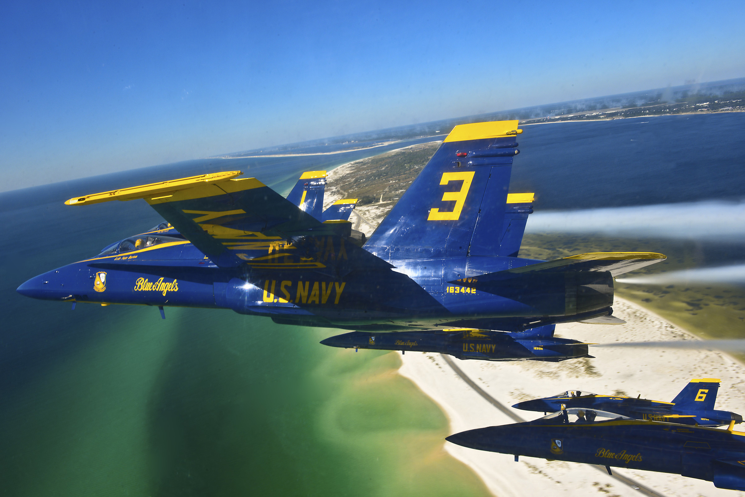 Blue Angels Commander Has Been Fired As Huge Investigation Looms Featured