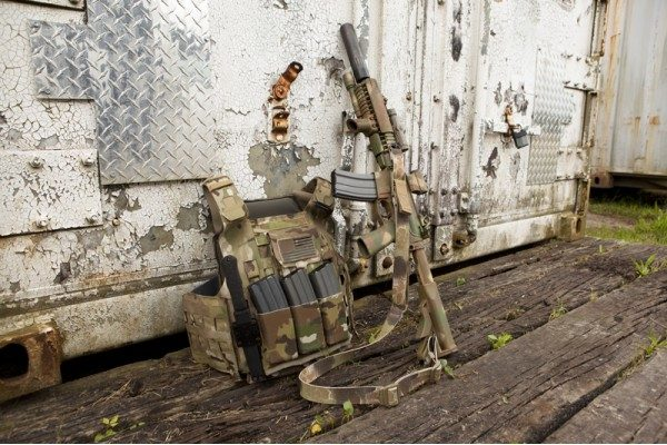 Bullet Proof Plate Armor 3 m4 mag pouches Ar 15 weapon sling 600x400 600x400 - AMN Gear review: A plate carrier that is 50 percent lighter