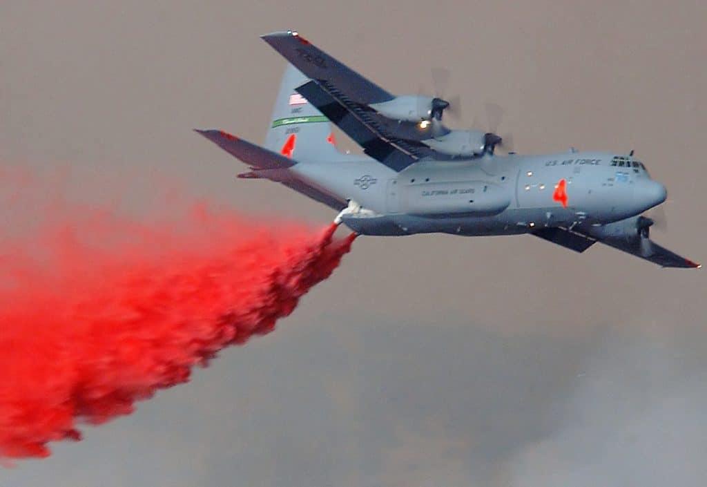 3 US firefighters killed in Australia in C-130 plane crash