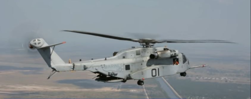 CH 53 King Stallion - The U.S. Marine Corps Sikorsky CH-53K King Stallion Will Be The Largest & The Most Powerful Helicopter In The U.S. Military