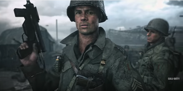 "First Look At The New ""Call Of Duty"" Game Trailer – Call of Duty: World War II Featured"