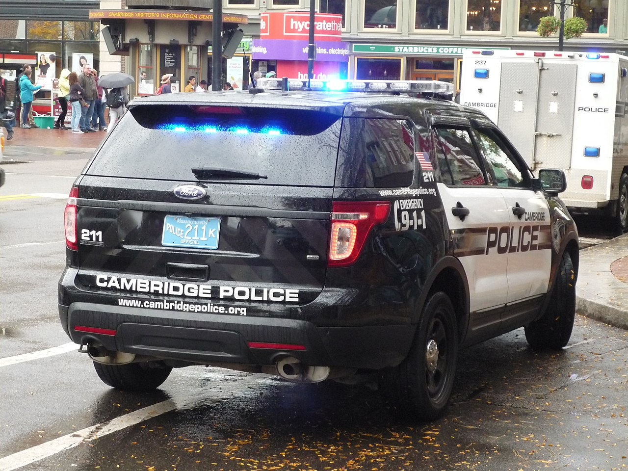 Cambridge, MA police will no longer arrest illegal immigrants driving without licenses