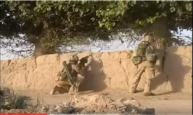 Raw Combat Footage Shows Canadian Soldiers Lobbing Grenades At Insurgents In Afghanistan Featured