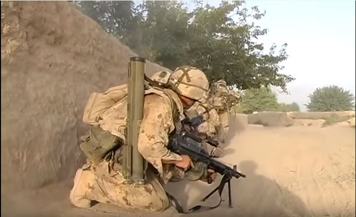 Watch The Canadian Army Fight Taliban Insurgents In Afghanistan During Operation Zahar Featured