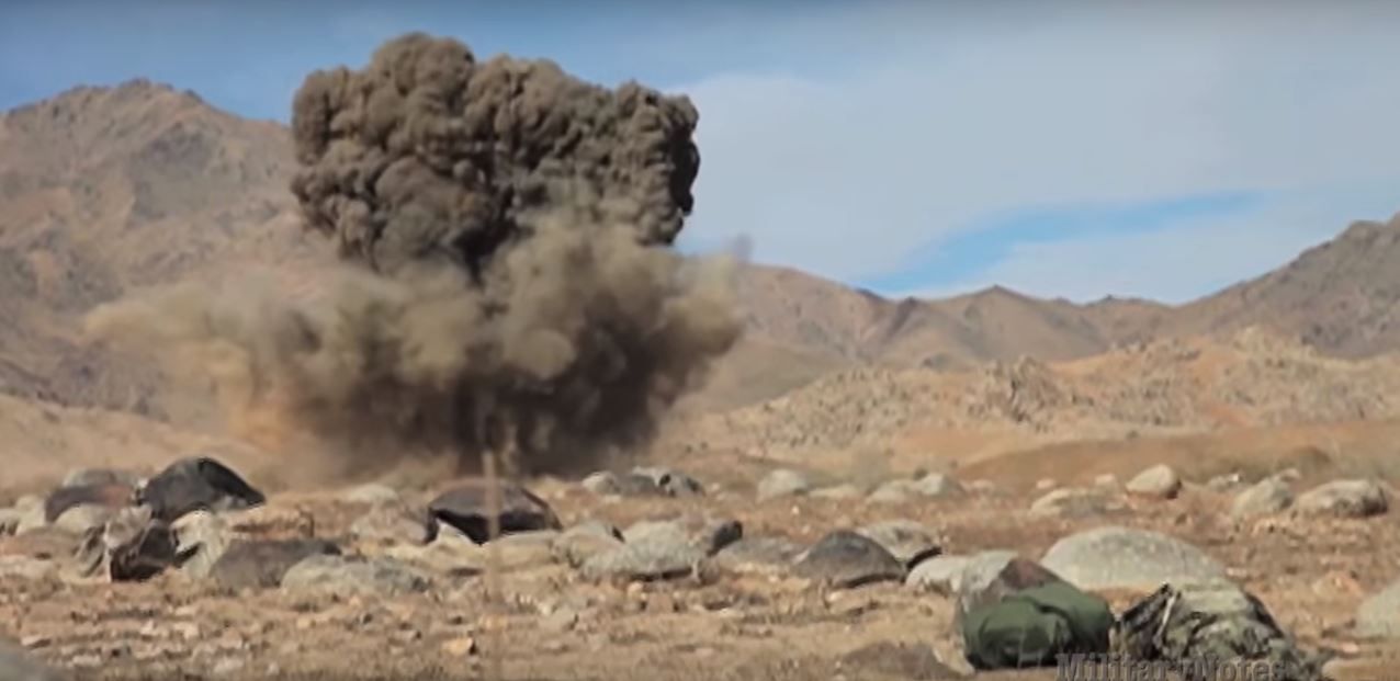 Capture 1 - A-10 Warthog Saves Ambushed Soldiers And Blows Away Taliban Snipers