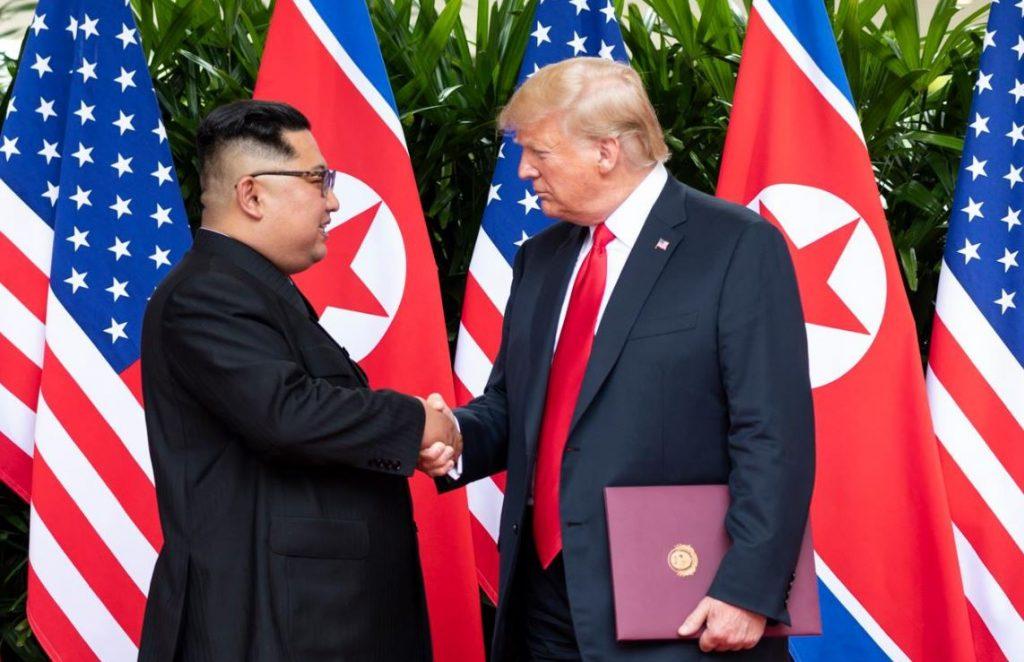 Staff at North Korean embassies begin emergency duty schedule prior to second Trump-Kim summit