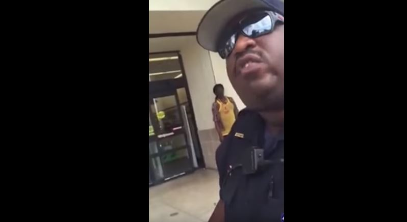 VIDEO: Police Officer Hits Disabled Veteran For Using Disabled Parking Spot Featured