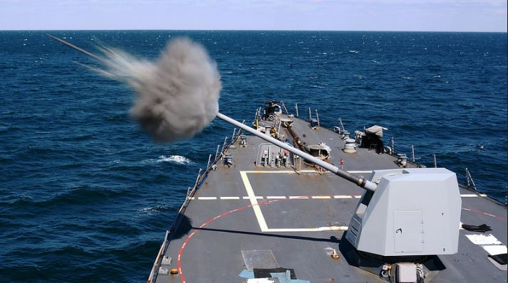 Pentagon Issues Cryptic Threat Of Retaliation For Attack On The USS Mason Featured