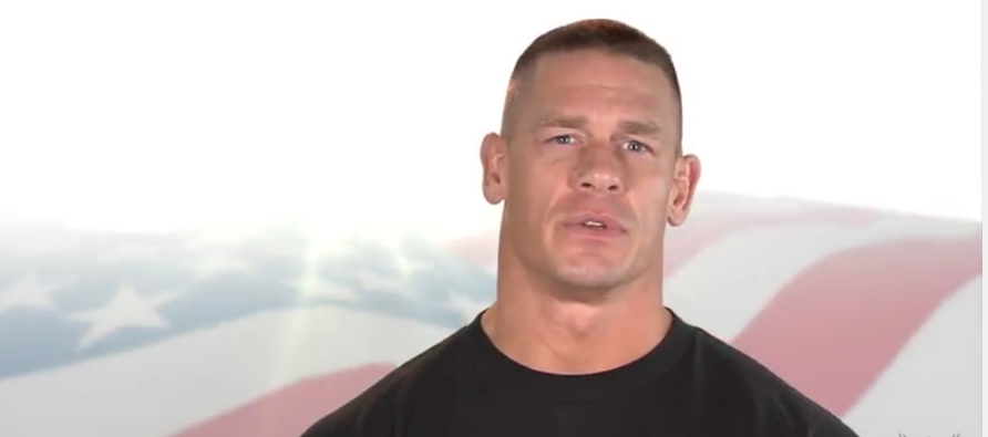 John Cena, WWE Superstars Pay Tribute This Memorial Day In This New Video With Reagan Speech Featured