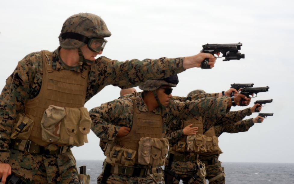 DoD Releases Plan To Allow Troops And Recruiters To Carry Concealed Weapons On Base Featured