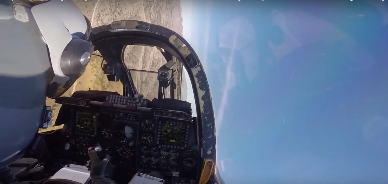 Love This: HD 1080P GoPro Footage Inside The Cockpit Of The Legendary A-10 Warthog Featured