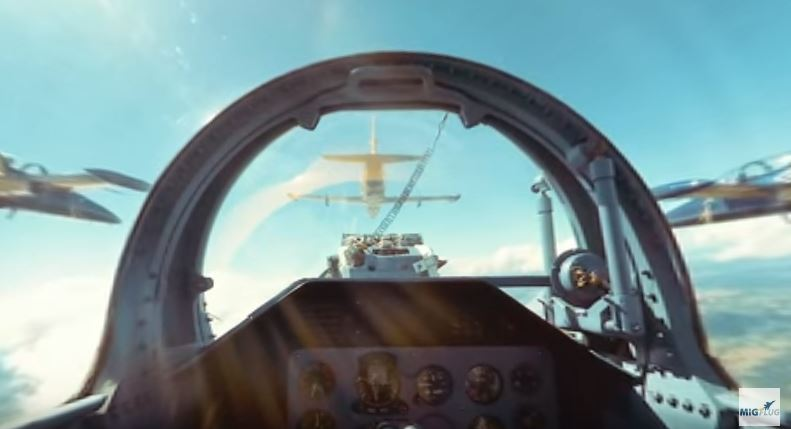 New 360° Video From MigFlug Gives You The Ultimate Aerobatic Jet Formation Flying Experience Featured