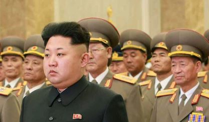 "North Korea Executes Top Brass For ""Bad Posture"" And Sleeping During Meetings Featured"