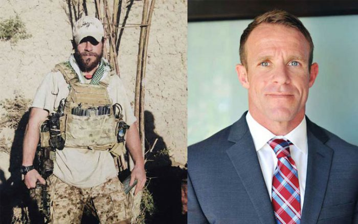 Trump could pardon Navy SEAL Gallagher, others accused of war crimes: New York Times
