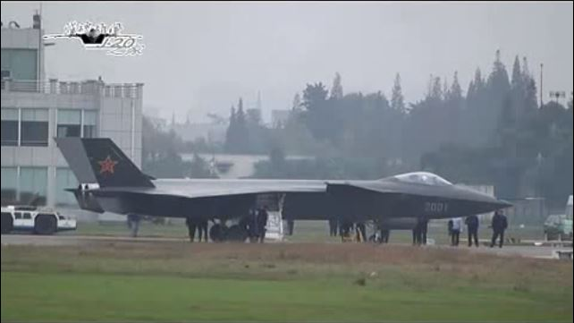 Chinese Stealth Fighter Jet