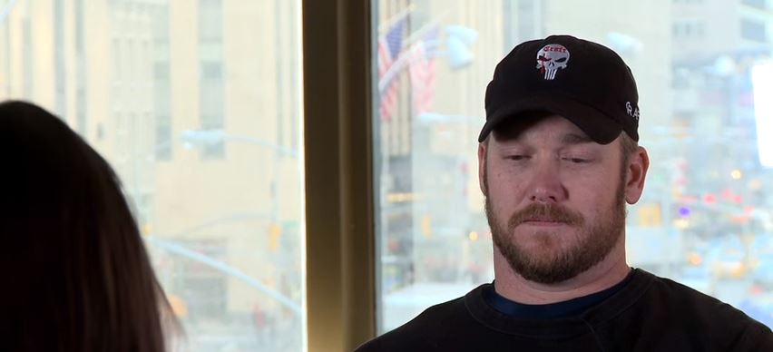 "An Amazing ""10-Questions"" Interview With The Late Chris Kyle Featured"
