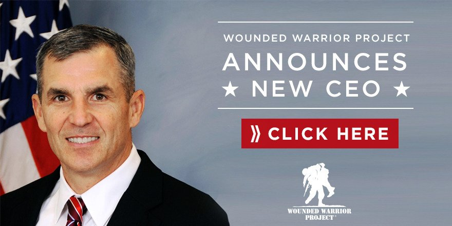Wounded Warrior Project Announces Army Veteran As New CEO Featured