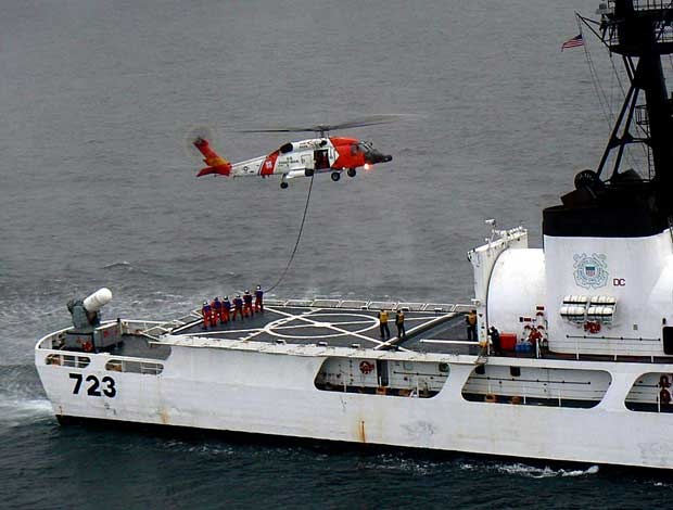 Coast Guard Miracle Rescue Featured