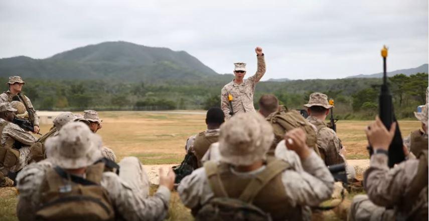 The U.S. Navy 3rd Medical Battalion Undergoes Basic U.S. Marine Combat Training During Field Training Exercise In Okinawa Featured