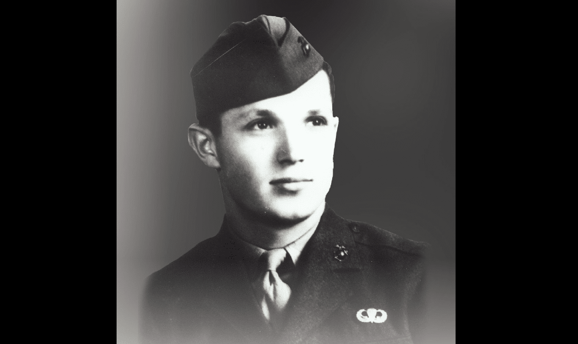 We are Iwo: Medal of Honor recipient Cpl. Tony Stein