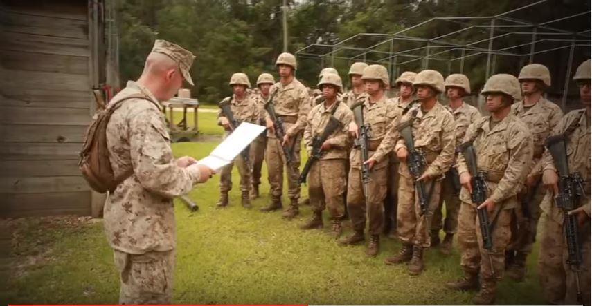 Crude Recruits - A spotlight into one of the drill instructors responsible for transforming recruits into Marines
