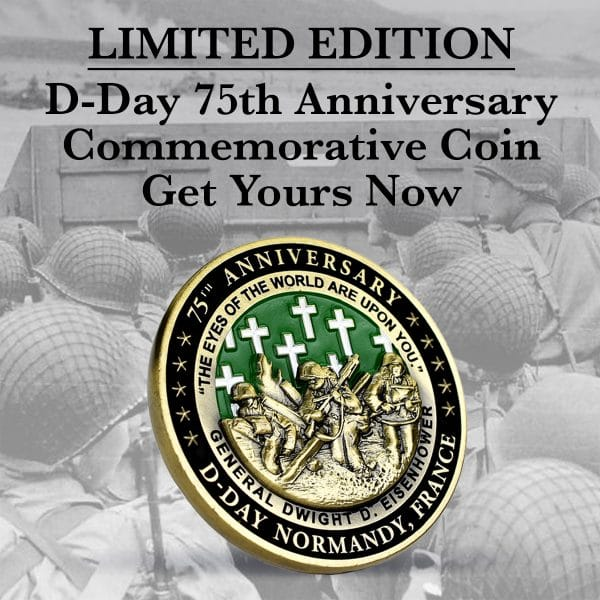 Holding an Iraqi-Jordanian-Egyptian tripartite summit in America D-Day-75th-Anniversary-Commemorative-Coin_In-Article-600x600