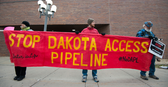 Army Corps Of Engineers Ordered To Approve Final Dakota Access Pipeline Permit Featured