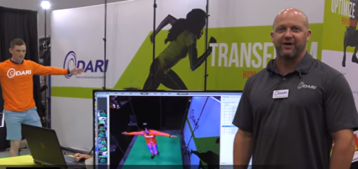 DARI 520x245 - AMN Video: Revolutionary DARI can measure your biomechanics in a couple of minutes