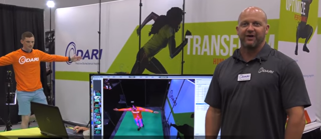 AMN Video: Revolutionary DARI can measure your biomechanics in a couple of minutes Featured