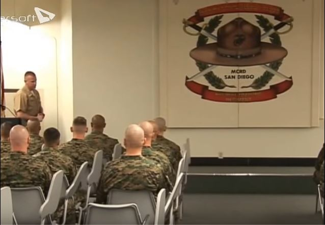(VIDEO) Watch What It's Like For U.S. Marines To Go To Drill Instructor School Featured