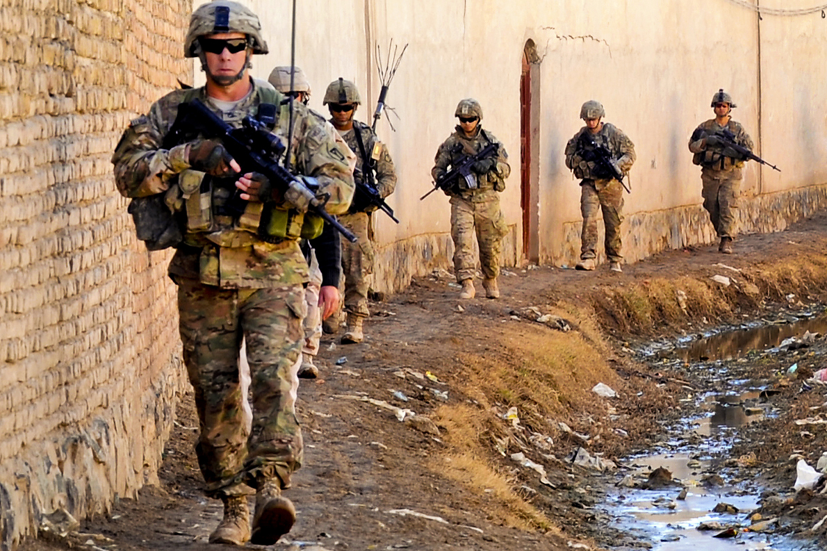 500 Additional American Troops Headed To Iraq To Take Mosul From ISIS Featured