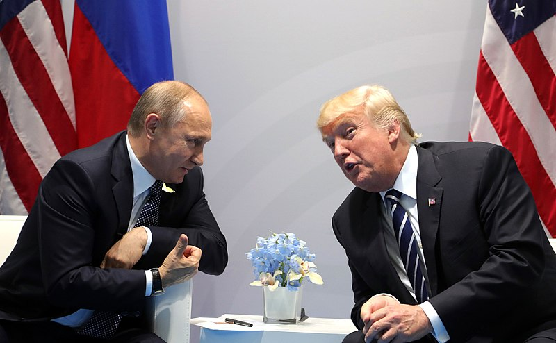 Trump and Putin won't allow US and Russia to go to war, Russian foreign minister Lavrov says | American Military News