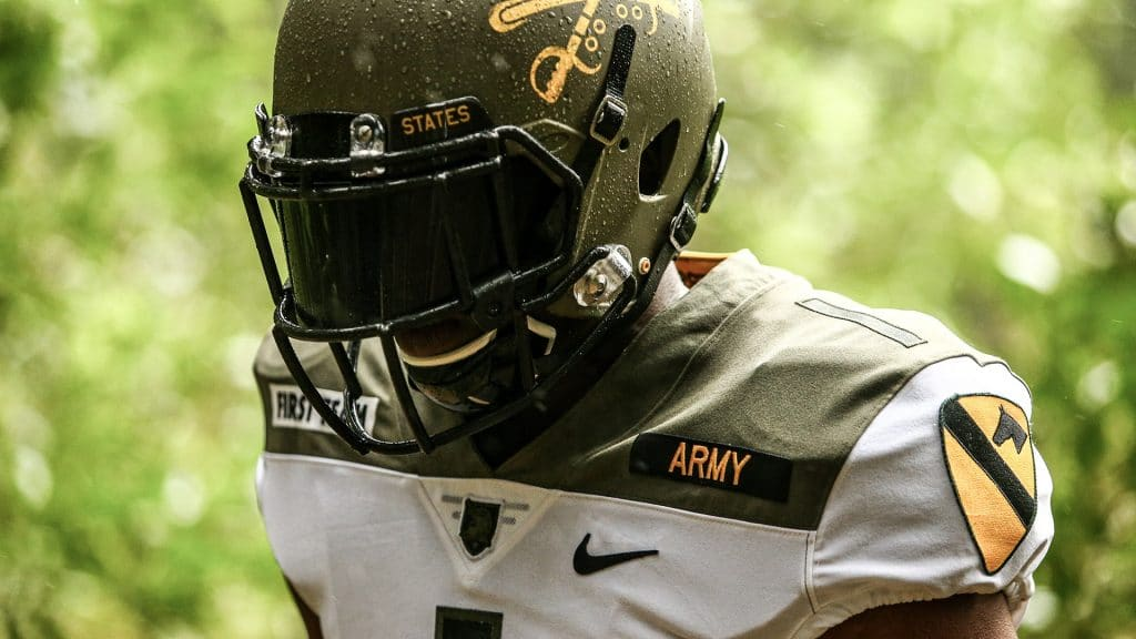 LOOK: Army, Navy release new uniforms ahead of rivalry game