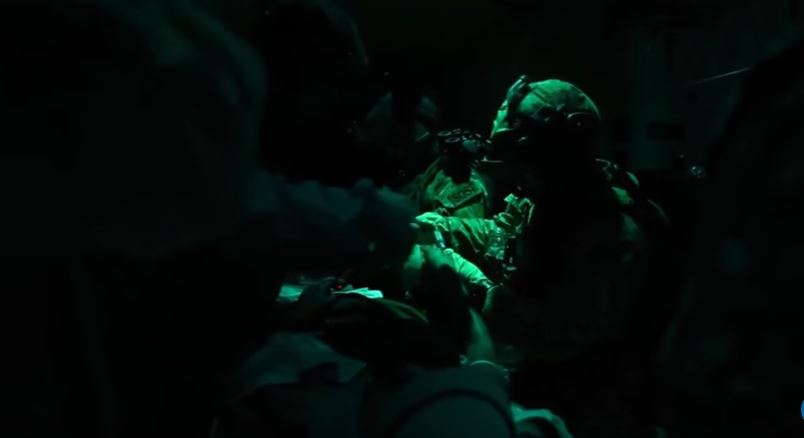 Watch The U.S. Air Force Special Operations Command's Special Operations Surgical Team In Training Featured