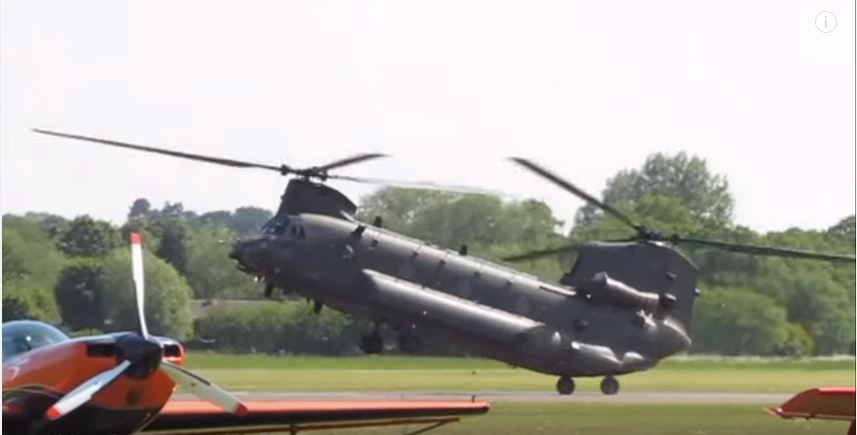 Extreme Helicopters Maneuvers That Seem To Defy Gravity Featured